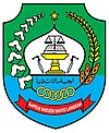 Official seal of Southwest Aceh Regency