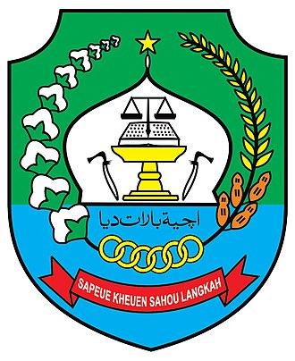 Southwest Aceh Regency - Image: Lambang abdya