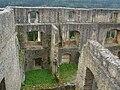 Landštejn, hrad, nádvoří 05.jpg