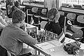Landenschaaktoernooi in Caltergebouw te Den Haag Helmut Neunhoffer (Duitsland), Bestanddeelnr 915-3615.jpg