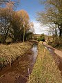 Laneside stream, Chapel Leigh - geograph.org.uk - 1745056.jpg