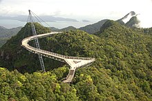 Sky Bridge, Langkawi