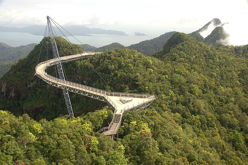 800px Langkawi sky bridge %Category Photo