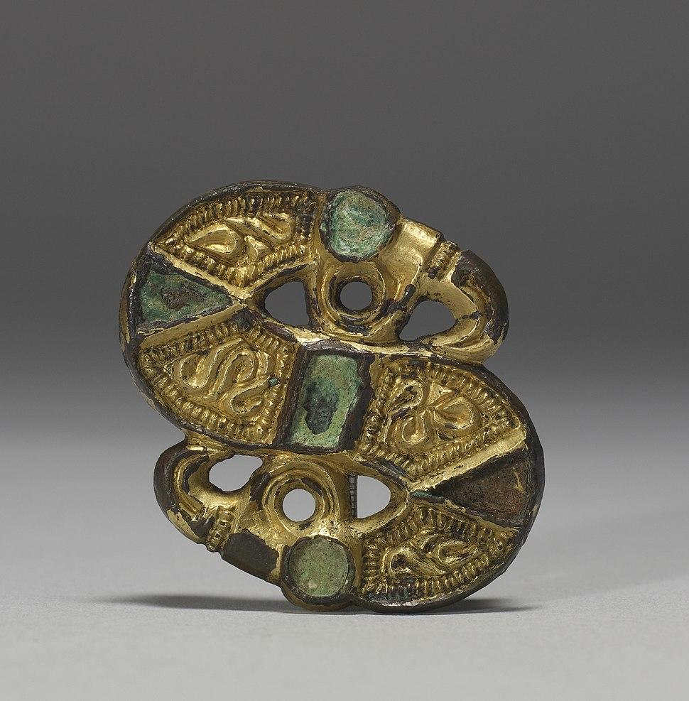 Langobardic - Fibula - Walters 542440
