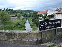 Langogne, le Langouyrou (Langoirón).JPG
