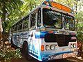 Lanka ashok leyland special voyage front.jpg