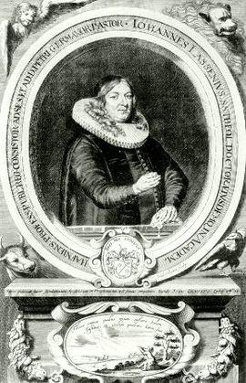 Johannes Lassenius