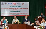 Launch of Building Resilience to Natural Hazards in Central Vietnam project (Phase II) (37334776702).jpg