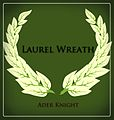 Laurel wreath (single).jpg