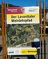 Lavanttaler Weinlehrpfad, Stadtgemeinde Wolfsberg in Kärnten.jpg