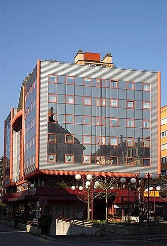 Le Locle - Hotel Trois Rois in Le Locle