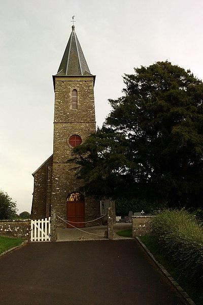 L'église Notre-Dame du Mesnil-Amey]