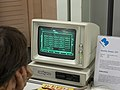 Le jeu vidéo Toto à la maison en démonstration sur un Smaky 100.jpg