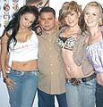 Leah Lexington, Luis Depaz, Tyla Winn, girl at Evil Angel Party 1.jpg