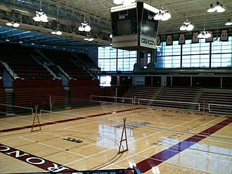 Santa Clara Broncos men's basketball - The Bronco's current home