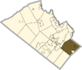 Lehigh county - Upper Saucon.png