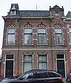 Leiden - gemeentelijk monument 51 - Hugo de Grootstraat 23-23a 20190126.jpg