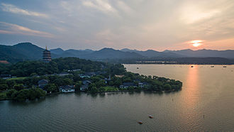 West Lake - Leifeng Pagoda