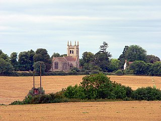 Leighton Bromswold a village located in Leighton, Cambridgeshire, United Kingdom