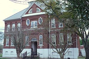 Mobile County Public School System - The Leinkauf School in the Leinkauf Historic District.