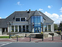 Mairie de Lessay