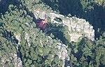 Letecký pohled na Pravčickou bránu - panoramio.jpg