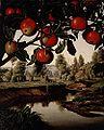 Levi Wells Prentice, Landscape with Apple Tree.jpeg