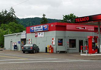 Benton County, Oregon - Lewisburg