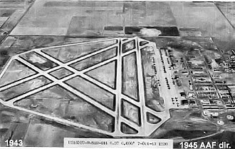 George McGovern - Liberal Army Airfield in Kansas during World War II, where McGovern learned to fly the B-24