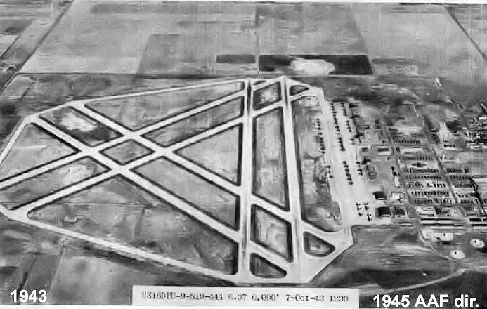 Liberal Army Airfield KS 7 Oct 1943