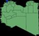 District of An Nuqat al Khams
