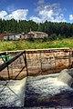 Ligatne Paper Mill - old Handfabrik 1815-1870 - panoramio.jpg