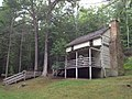 Lighthorse Harry Lee Cabin Mathias WV 2014 06 21 03.jpg