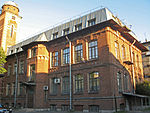 Ligovsky People House museum01.jpg