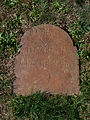 Linsenbigler (Elisabeth), Brush Creek Cemetery, 2015-10-26, 01.jpg