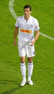 Zoltán Lipták professional association football player