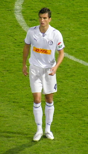 Lipták Zoltán hungarian football player