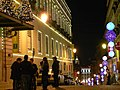 Lisbon Christmas lights in Chiado (4224633065).jpg