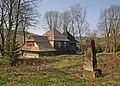 Liskowate, cerkiew Narodzenia Najświętszej Marii Panny, dzwonnica (HB5).jpg
