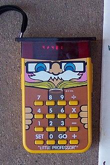 Vos années 70 en matière de jeux vidéo et électroniques 220px-Little_Professor