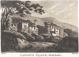 Llanfeth Palace, Pembrokeshire