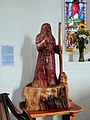 Llawddog, Eglwys Sant Llanddog, St Llawddog's Church, Cenarth, Ceredigion 11.jpg