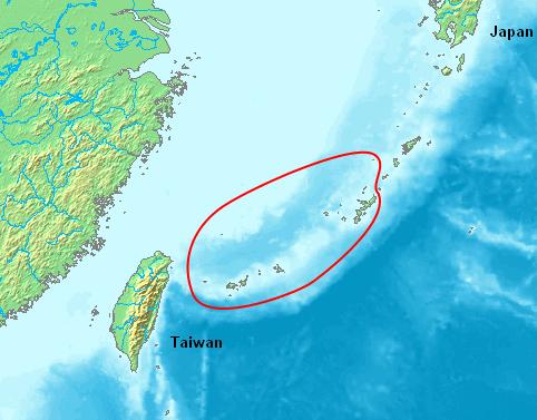 Location Okinawa Prefecture