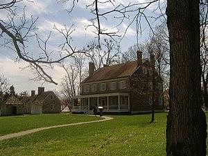 Historic Locust Grove - Image: Locust Grove NE