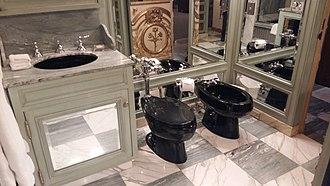 Robert Denning - Image: Lombardy Hotel, NYC, NY 2