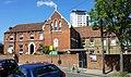 London, Woolwich, Eglinton Road, Notre Dame School.jpg