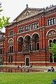London - Cromwell Gardens - Victoria & Albert Museum - John Matejski Garden 2005 - View NW.jpg