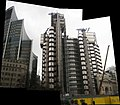 London - St Mary Axe - Lloyd's Building - ICE Photocompilation Viewing from South to SW.jpg
