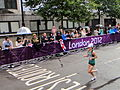 London 2012 Women's Marathon - Kim Sung-Eun.jpg