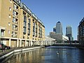 London Docklands Hitlon Hotel - geograph.org.uk - 2107093.jpg